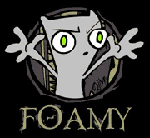 Foamy the Squirl
